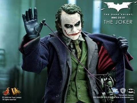 The Dark Knight Hot Toys Dx 01 The Joker 1 6 Scale Collectible Movie