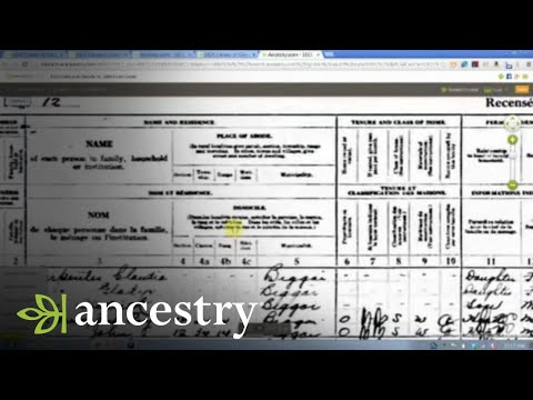 Getting The Most Out Of The 1921 Canada Census | Ancestry