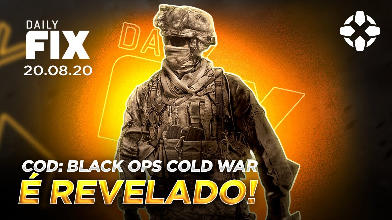 COD: BLACK OPS COLD WAR É REVELADO, COMERCIAL LIVE-ACTION DO PS5 - Daily Fix