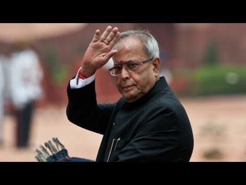 Congress to President of india, Pranab Mukherjee's Journey