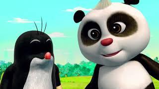 Кротик и Панда - 16 серия - Новые мультики для детей
