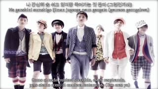 Infinite (인피니트) - Fixed Star (붙박이 별) [Sub español + Rom + Hangul] + MP3 Download