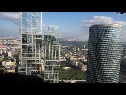Ресторан Sixty, Москва Сити, 62 этаж, 21 мая 2017, открытие окон