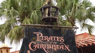 Pirates Of The Caribbean Complete Experience - Magic Kingdom Walt Disney World