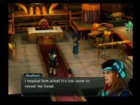 Baten Kaitos: Eternal Wings and the Lost Ocean Dungeon ...