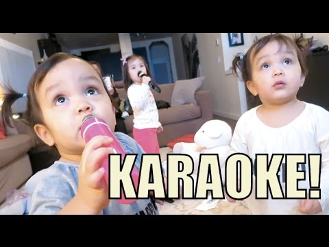 KARAOKE PARTY! - January 26, 2016 -  ItsJudysLife Vlogs