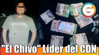 Líder del Cártel del Noreste detenido en #NuevoLeón