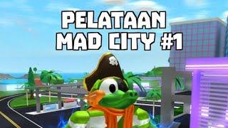 Roblox Mad City #1 - Suositumpi kuin Jailbreak?