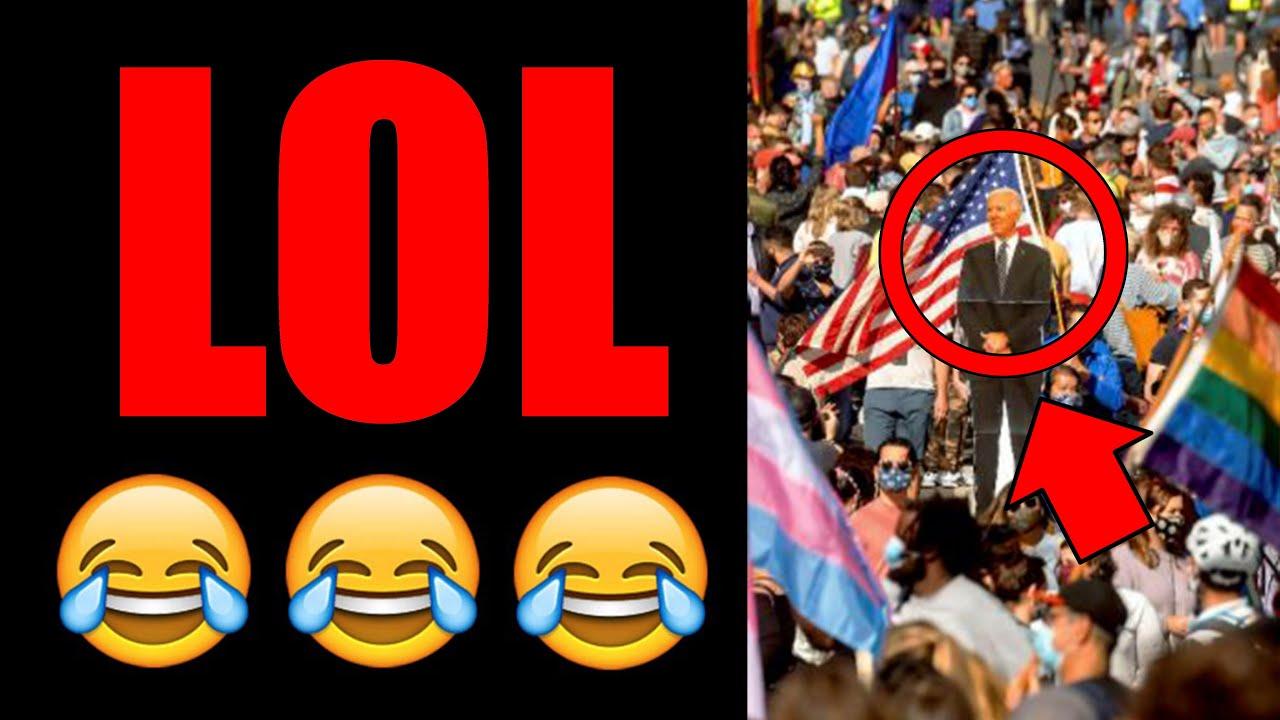 Download Joe Biden CONDEMNED Trump Rallies but this is okay 😂😂😂
