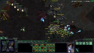 Starcraft II - Нубы против ИИ #4 [Livestream]