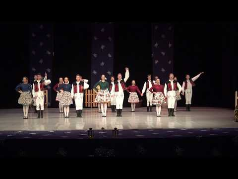 Vianočné vystúpenie 2017 - Čardáše (Autor videa: Petra Mitašíková PhD.)