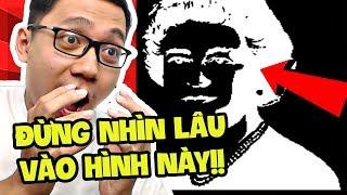 ẢO ẢNH XUẤT HIỆN KHI NHÌN QUÁ LÂU VÀO NHỮNG HÌNH NÀY!!! (Sơn Đù Vlog Reaction)