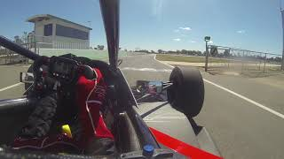 Hyper X1 Racer - Winton Raceway Australia - Test March 2020