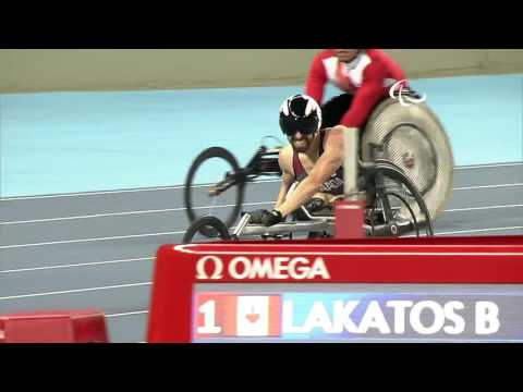 Day 2 evening | Athletics highlights | Rio 2016 Paralympic Games