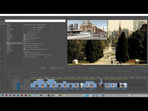premiere pro intel quick sync settings