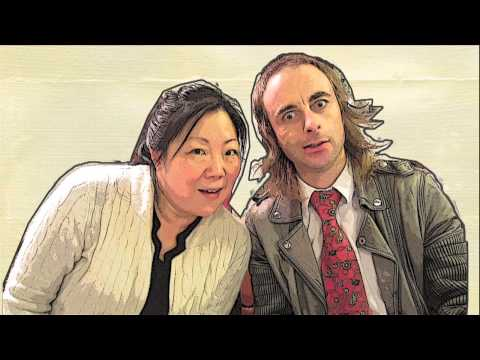 MONSTERS OF TALK with Margaret Cho and JIm Short in Paris with Paul Foot