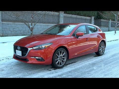 Mazda3 review--STILL A GREAT DRIVE