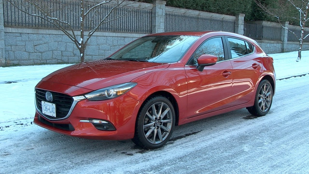 Mazda 3 Owners Manual: Winter Driving