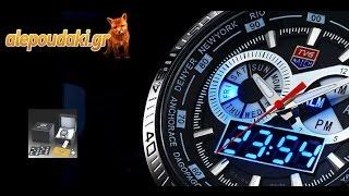 Армейские часы TVG. Мужской выбор