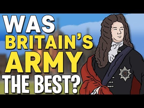 Was Britain's 18th Century Army Europe's Finest? | Animated History