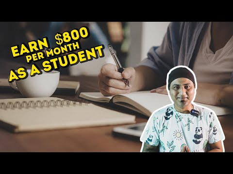 Top 10 Ways to Earn Money Online for Teenagers | Make Money Online As A Student in 2021