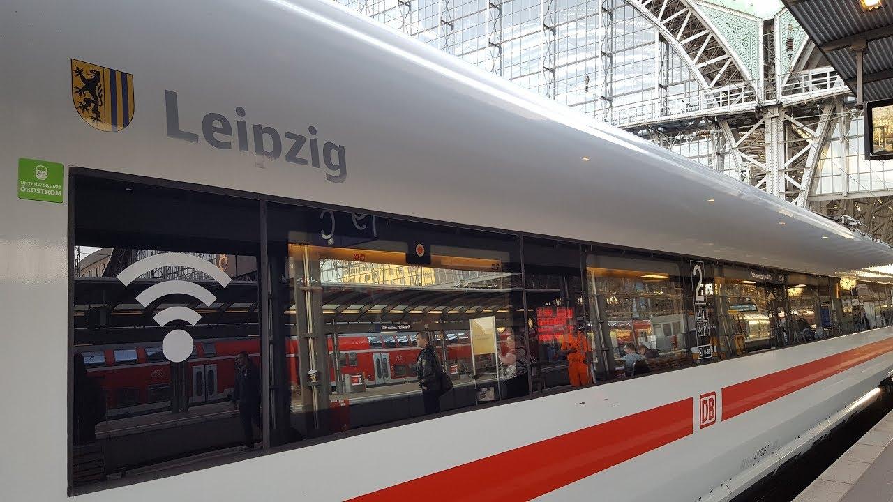 Ice Leipzig Frankfurt
