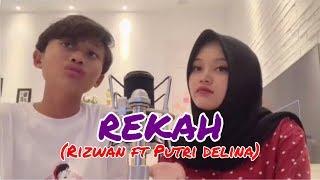 Download lagu Perdana Rizwan ft Putri Delina Cover Bareng - Rekah | Brisia Jodie