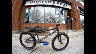 "2018 Wethepeople Nova 20"" BMX Unboxing @ Harvester Bikes"