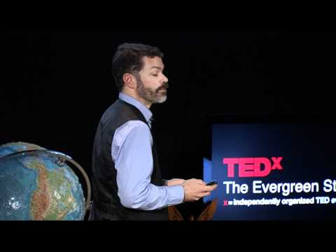 Climate impacts on the pacific northwest: Jeremy Littell at TEDxTheEvergreenStateCollege