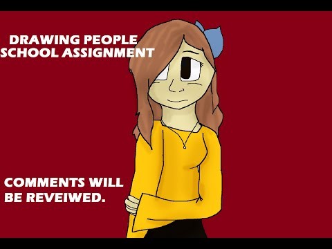Class Assignment: People.