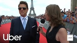 Mission: Impossible - Fallout Red Carpet Coverage LIVE from the Premiere. Sponsored By Uber