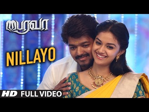 Nillayo Full Video Song | Bairavaa Video...