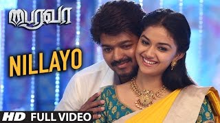 T-series tamil presents bairavaa full video songs, presenting to you nillayo song, ft. 'ilayathalapathy' vijay, keerthy suresh music by santhosh naraya...