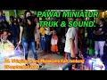 - Kontes Miniatur Truk & Sound Di Desa Wringinpitu Kec Mojowarna Kab Jombang 05 September 2020