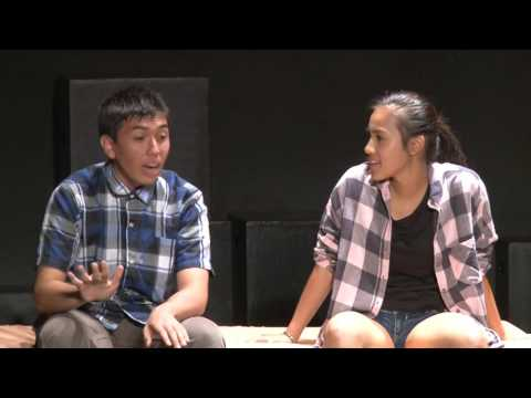 JIS 2015 One-Acts: I Don't Want To Talk About It