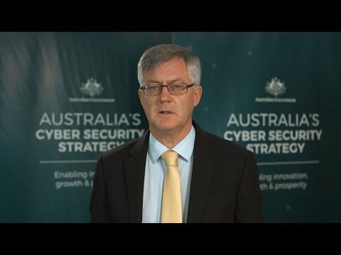 Australia's Cyber Security Strategy
