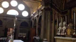 Достопримечательности Милана: Santa Maria presso San Satiro(Маленькая церковь с секретом в центре Милана. Шедевр архитектора Донато Браманте - посетить обязательно!, 2015-05-25T15:23:17.000Z)