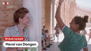 Merel danst Flamenco in Sevilla   Rivkah tackelt Merel van Dongen
