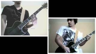 Breaking Benjamin - Had Enough (HD guitar cover with tab)