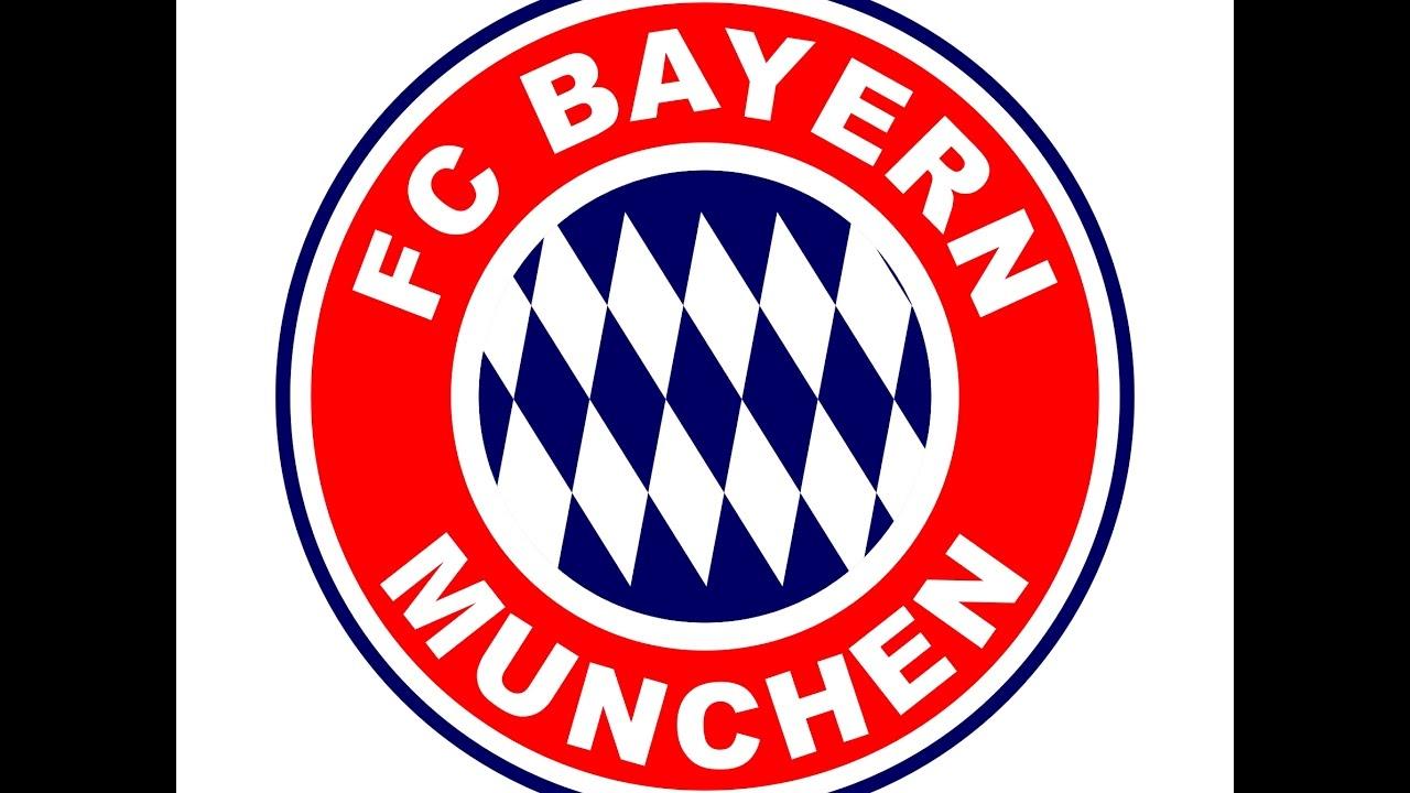 Tutorial Corel Draw X7 Simpel Design logo Fc Bayern Munchen - YouTube