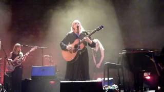 Ane Brun - My Lover Will Go (05) - live@Café de la Danse, 28 sept. 2010