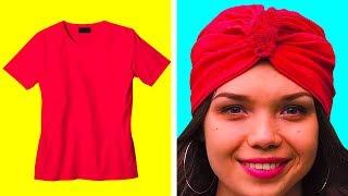 31 HELPFUL CLOTHING HACKS EVERYONE NEEDS TO KNOW