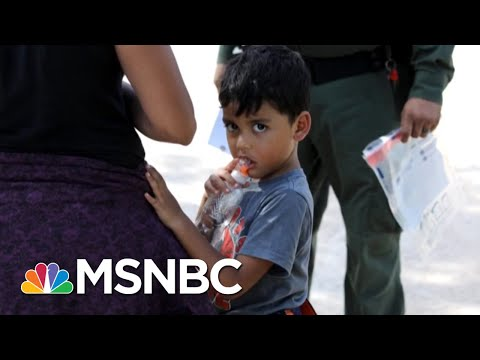 Number Of Separated Children At The Border Jumps To Up To 3,000 | MTP Daily | MSNBC