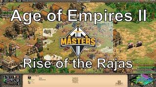 Aoe2: TheViper vs Dogao (Ethiopians vs Incas) - Escape Masters