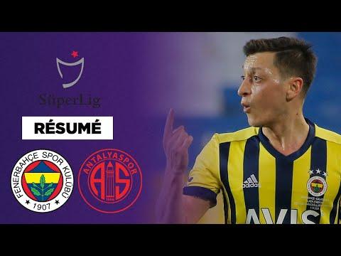 Résumé : Fenerbahçe accroche Antalyaspor dans une fin de match folle