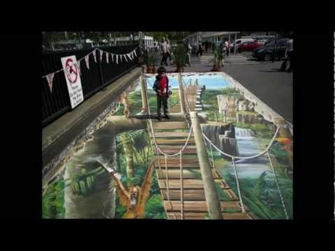 3d Street Art Stunning Examples never seen before!