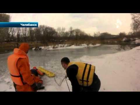Рандеву школьниц на льду чуть не закончились трагедией в Челябинске