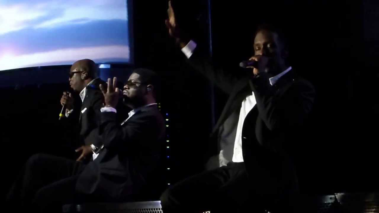 Boyz II Men @ Terry Fator Theatre at Mirage Hotel and Casino