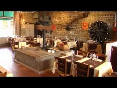 Restaurant Le Pressoir à Ambronay