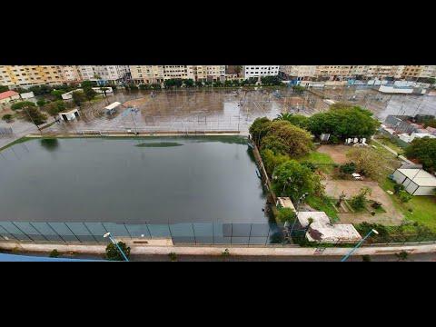 Le lycée Lyautey de Casablanca inondé suite aux intempéries